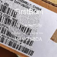 H44K75BDA - TE Connectivity - 금속 필름 저항기-스루 홀