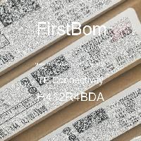H412R4BDA - TE Connectivity - 금속 필름 저항기-스루 홀