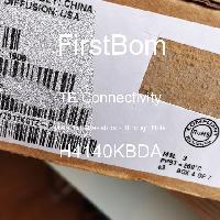 H4140KBDA - TE Connectivity - 금속 필름 저항기-스루 홀