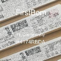 H4174RBDA - TE Connectivity - 금속 필름 저항기-스루 홀