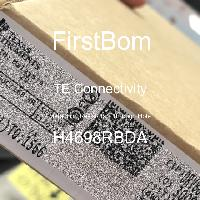 H4698RBDA - TE Connectivity - 금속 필름 저항기-스루 홀