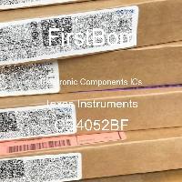 CD4052BF - Texas Instruments