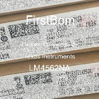 LM4562NA - Texas Instruments