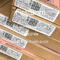 0838-040-X7R0-470K - Tusonix - 세라믹 디스크 커패시터