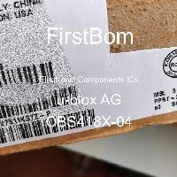 OBS418X-04 - u-blox AG - 전자 부품 IC