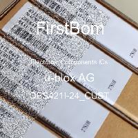 OBS421I-24_CUST - u-blox AG - 전자 부품 IC