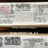 SUM40N05-19L-E3 - Vishay Intertechnologies