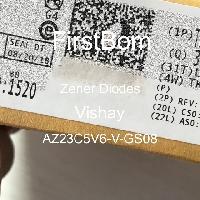AZ23C5V6-V-GS08 - Vishay Intertechnologies - 제너 다이오드